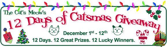 Catsmas giveaway: jour 2 - Coffret commémoratif calvin