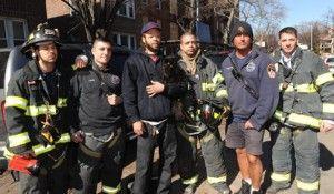 Les pompiers sauvent un chat quatre jours après un incendie mortel