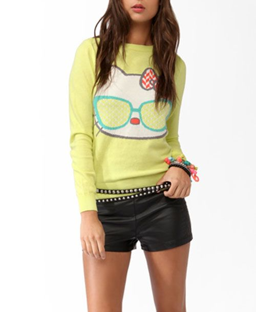 Forever 21 et sanrio s`associent pour la collection Hello Kitty forever